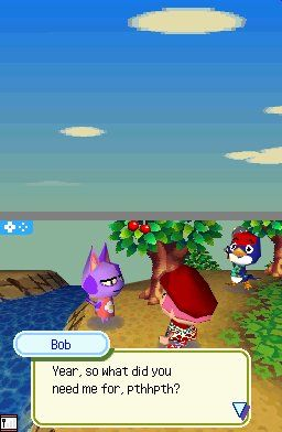Animal Crossing: Wild World Files