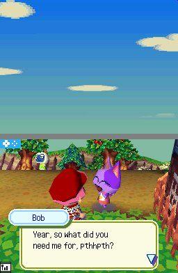 Animal Crossing: Wild World Files
