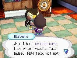 Animal Crossing: Wild World Chat