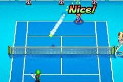 Mario Tennis: Power Tour Screenshots