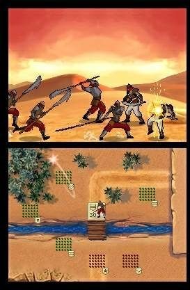 Battles of Prince of Persia Files