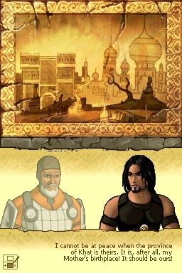 Battles of Prince of Persia Chat