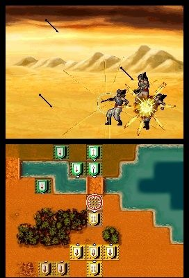 Battles of Prince of Persia Screenshots