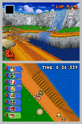 Mario Kart DS Screenshots