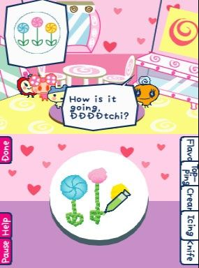 Tamagotchi Connection: Corner Shop Chat