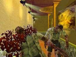 Resident Evil: Deadly Silence Screenshots