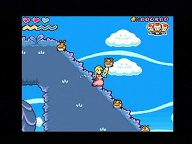 Super Princess Peach Screenshot from Shacknews