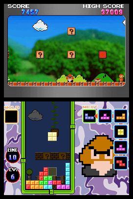 Tetris DS Chat