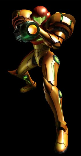 Metroid Prime: Hunters Screenshot from Shacknews