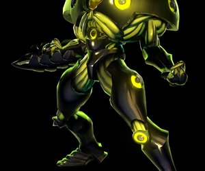 Metroid Prime Hunters Chat