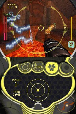 Metroid Prime Hunters Videos