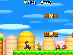 New Super Mario Bros. Screenshots