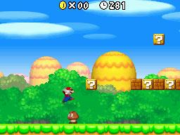 New Super Mario Bros. Files