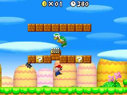New Super Mario Bros. Screenshots