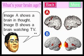 Brain Age: Train Your Brain in Minutes a Day! Screenshot from Shacknews