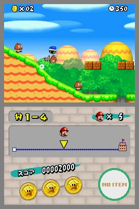 New Super Mario Bros. Files