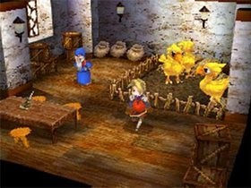 Final Fantasy III Screenshot from Shacknews