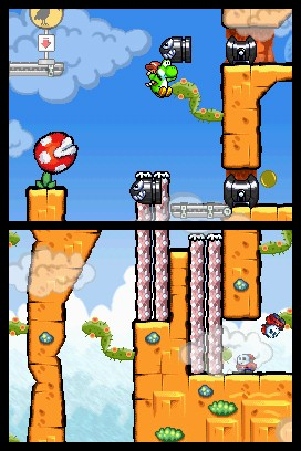 Yoshi's Island DS Chat