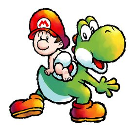 Yoshi's Island DS Screenshot from Shacknews