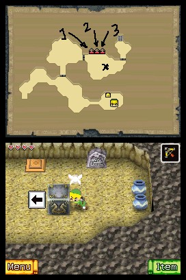 The Legend of Zelda: Phantom Hourglass Files