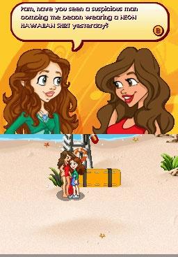 Hannah Montana Chat