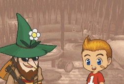 Harvest Moon DS Screenshots