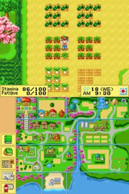Harvest Moon DS Videos