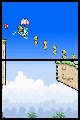 Yoshi's Island DS Screenshots