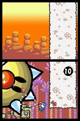 Yoshi's Island DS Files