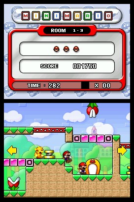 Mario vs. Donkey Kong 2: March of the Minis Files