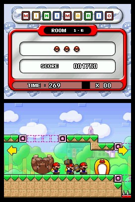 Mario vs. Donkey Kong 2: March of the Minis Videos