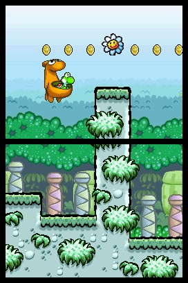 Yoshi's Island DS Files