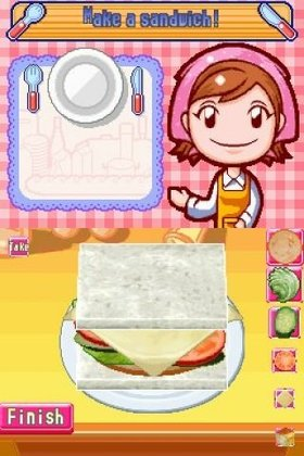 Cooking Mama Screenshot from Shacknews