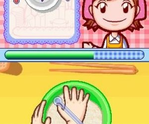 Cooking Mama Screenshots