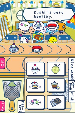 Tamagotchi Connection: Corner Shop 2 Screenshots