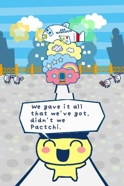 Tamagotchi Connection: Corner Shop 2 Chat