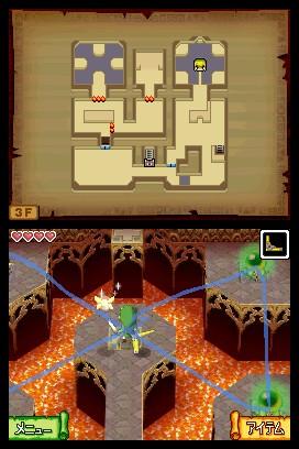 The Legend of Zelda: Phantom Hourglass Screenshots
