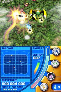 Nanostray Screenshots