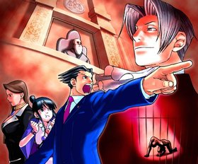 Phoenix Wright: Ace Attorney Screenshot from Shacknews