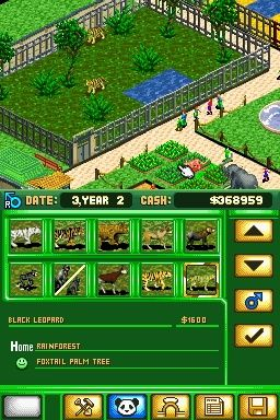 Zoo Tycoon Chat