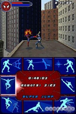 Spider-man 2 Chat