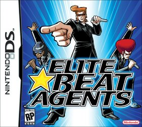 Elite Beat Agents Screenshot from Shacknews