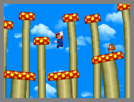 New Super Mario Bros. Chat