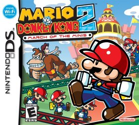 Mario vs. Donkey Kong 2: March of the Minis Screenshot from Shacknews