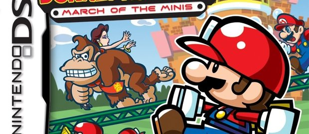 Mario vs. Donkey Kong 2: March of the Minis News