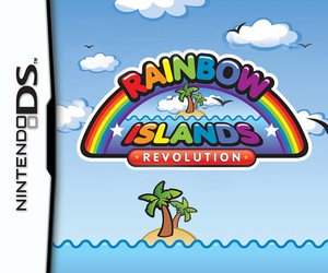 Rainbow Islands Revolution Files