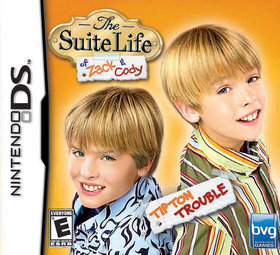 Suite Life of Zack & Cody: Tipton Trouble Screenshot from Shacknews