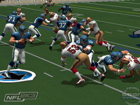 NFL 2K3 Screenshot from Shacknews