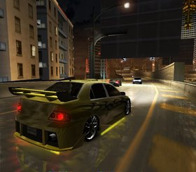 Need for Speed: Underground 2 Screenshot from Shacknews