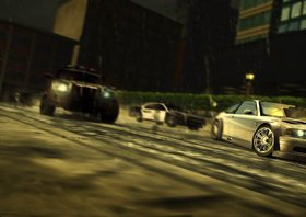 Need for Speed: Most Wanted (2005) Screenshot from Shacknews
